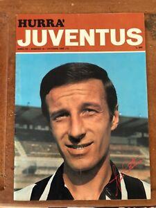 HURRA Juventus N° 10 del 1970