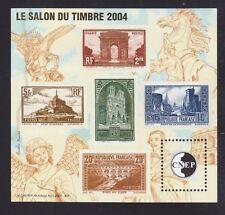 BLOC CNEP N° 41 ** SALON DU TIMBRE PARIS 2004, NEUF LUXE,