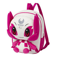 Tokyo Olympic Games 2020 Mascot SOMEITY Backpack Bag Plush Paralympic Japan