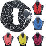 Convertible Infinity Scarf with Pocket Women Winter Zipper Pocket Travel Scarves
