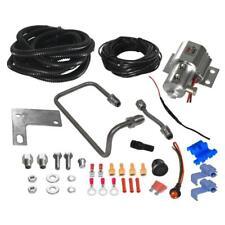 Brake Line Lock Kit-Roll/Control(R) Hurst 5671519 fits 10-14 Ford Mustang