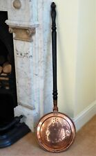 Bed Warming Pan In Antique Copper Metalware For Ebay