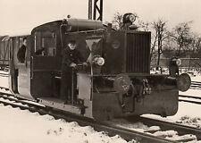 Ak Unread Locomotive 322 626-3 (G3806)