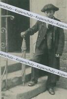 Spessart : Bauer im Kirchgangkleid - Volkstracht - Tracht - um 1920     X 29-8