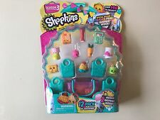 SHOPKINS No Face / Factory Misprint - Green SNUG-UGG 3-041 Season 3 NEW 12-Pack