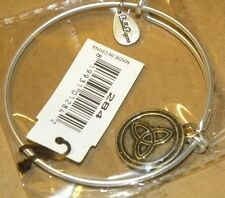 Bella Ryann Expandable Bracelet Trinity Charm   *