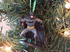 "DC COMICS BATMAN CHRISTMAS TREE ORNAMENT 2.5"" CUSTOM THE DARK KNIGHT FOX GOTHAM"