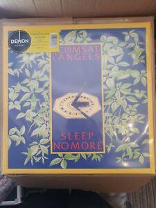 Comsat Angels - Sleep No More - new demon Vinyl LP
