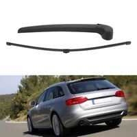Rear Window Windshield Wiper Arm & Blade Replacement Kit for Audi-A4 B8 Ava Z6M1