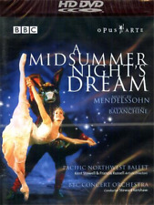 A Midsummer Night's Dream. Ballet in Two Acts and Six Scenes. Coreography by Geo