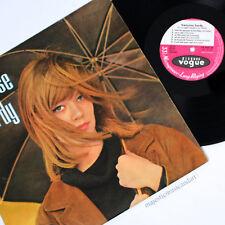 ORIGINAL FRANCE 1962 MONO FRANCOISE HARDY DEBUT VINYL LP VOGUE YEH YEH PARIS