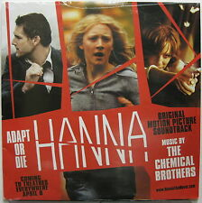 HANNA Soundtrack 2011 US PROMO ONLY Score LP The CHEMICAL BROTHERS Sealed OST