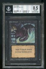 Dark Ritual BETA BGS 8.5 Corners 9.5 Beckett Graded NM-MT+ Magic MTG