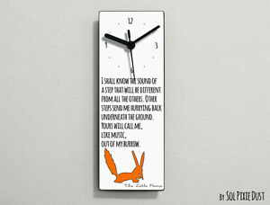 The Little Prince Quotes - Le Petit Prince Quotes - I shall know the sound ...