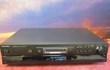 Technics SJ-MD100 High-End MiniDisc-Recorder mit Fernbedienung und Anleitung