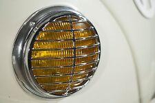 Headlight grilles Triple Chrome VW écran 356 Porsche Volkswagen Bug AAC002