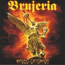 "BRUJERIA - Angel Chilango  (7"" EP - RED Vinyl)"