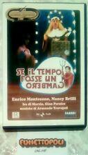 SE IL TEMPO FOSSE UN GAMBERO DVD Garinei & Giovannini E. MONTESANO Usato OTTIMO