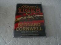 Sharpe's Tiger Bernard Cornwell Audio Book Cassette