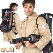 GHOSTBUSTERS ANNI'80 Costume adulto uomo Ghostbuster 1980 S Costume Di Halloween