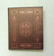 Dollhouse Miniature Handcrafted Magic Book Dream Oracle Doll House Miniatures
