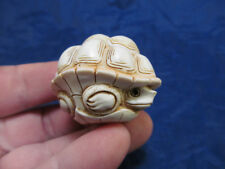 *Harmony Kingdom Turtle Botero Roly Poly Trinket Box Retired Tjrptu
