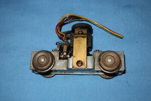 American Flyer Postwar Diesel Motor. Runs well