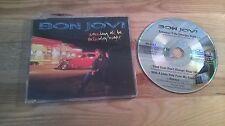 CD Rock Bon Jovi - Someday I'll Be Saturday Night (4 Song) MCD MERCURY sc