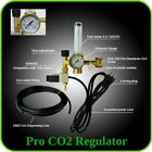 Hydroponics (Co2) Regulator Emitter System with Solenoid Valve and Flow Meter