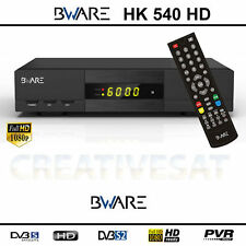 Bware HK540 dvb-s / s2 hd récepteur LAN USB PVR Ready full 1080p