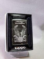 """Zippo """"Harley Davidson"""" - Águila - NUEVO Y EMB. orig. - #758"""