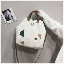 2020 New Starbucks Bag Tote Messenger Bag Lady Large Handbag Limited Edition HOT