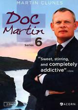 BRAND NEW SEALED Doc Martin SEASON Series 6 (DVD 2013, 2-Disc Set) FREE SHIPPING