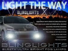 011 012 013 014 2015 VW Jetta a6 Xenon Fog Lamp Driving Light Kit volkswagen