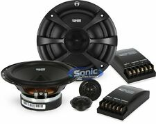 """RE Audio SR 6.5C 200W 6.5"""" 2-Way RE Series Component Car Stereo Speaker System"""