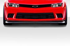 10-15 Chevrolet Camaro Duraflex Z28 Look Front Lip 1pc Spoiler Body Kit 109806