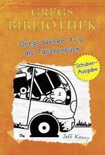 Gregs Bibliothek - Gregs Werke 7 - 9 als Taschenbuch von Jeff Kinney (2017, Taschenbuch)