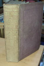 1860 - THE LIFE AND VOYAGES OF CHRISTOPHER COLUMBUS by WASHINGTON IRVING