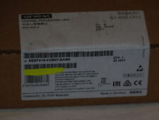 NEW Siemens 6ES7 414-3XM07-0AB0 6ES7414-3XM07-0AB0 SEALED 12 MONTH WARRANTY