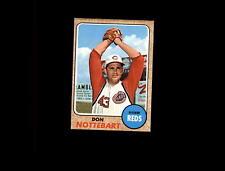 1968 Topps 171 Don Nottebart NM #D567705