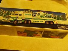 HESS Toy Truck 1995 / HELICOPTER operating rotors/real head & tail lights $6 off