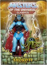 Masters of the Universe Classics (MOTUC) Shokoti – NEU / MISB