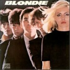 Blondie Lp Self Titled w Rip Her To Shreds,In The Flesh