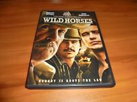Wild Horses (DVD, Widescreen 2015)