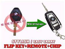 NEW STYLE FLIP KEY REMOTE FOR E39 EWS BMW VIRGIN CHIP TRANSPONDER KFB3