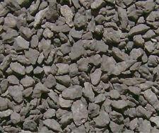 Natural Stone Ballast N scale 16oz. by volume dark grey