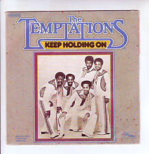 "The TEMPTATIONS Vinyl 45T 7"" KEEP HOLDING ON -WHAT YOU NEED MOST - TAMLA MOTOWN"