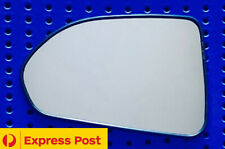 Left side mirror glass for HONDA JAZZ GD GLI TYPE 03/06-09/08 Heated Convex