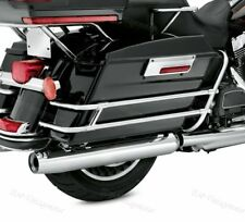 Twin Rail Saddlebag Support Guard Kit For Harley FLHTCI FLHTCU FLHTCUI FLHTCUSE