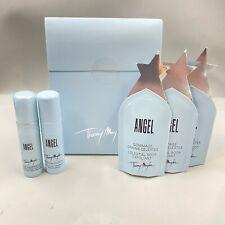 Thierry Mugler Angel Body Celeste Exfoliant / Body Sparkle / Oil Mini Gift Set